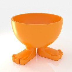 3D print model Boy EggCup, siSco