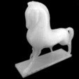 Download STL file Horses Deco • Object to 3D print, siSco