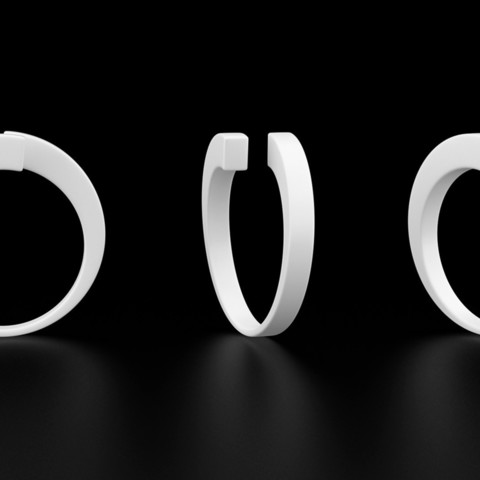 1.jpg Download STL file Ring Uniq • 3D print design, siSco