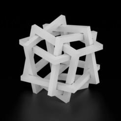 squaremix.jpg Download STL file SquareMix • 3D printing design, siSco