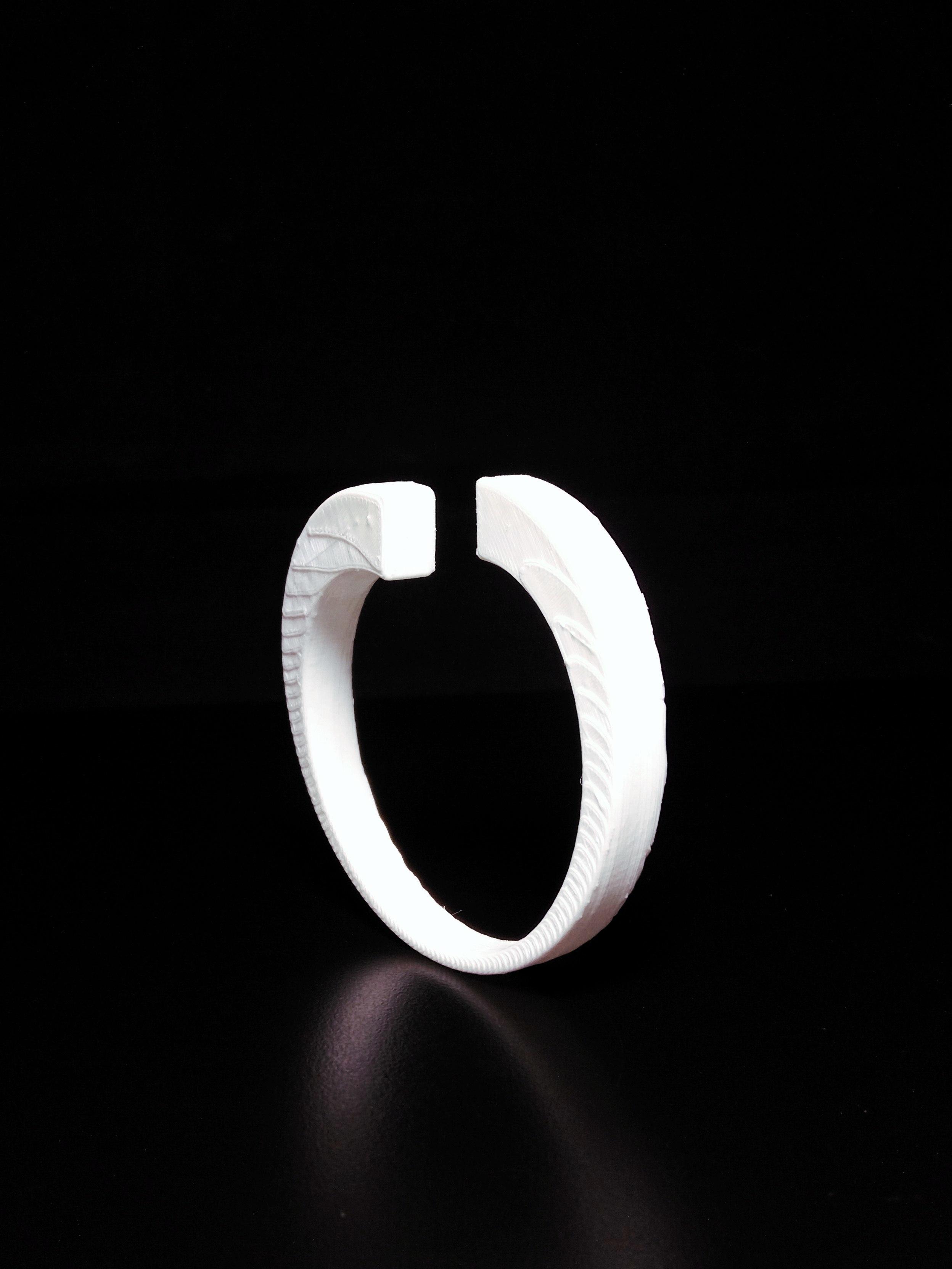 95ed1b1baf5213917fb55d92d4b2d242191f4e18.jpg Download STL file Ring Uniq • 3D print design, siSco