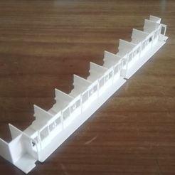 Impression.JPG Download STL file Fitting out for OCEM Jouef A3B5 • 3D printable design, BBL