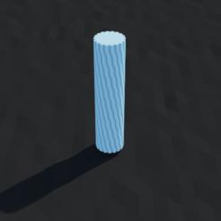 TubeQ solid.png Télécharger fichier STL Tube Q • Modèle pour imprimante 3D, Ufon