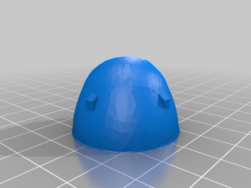 Middle_Part.png Download free STL file Tiny Nuke - unexploded Mini Nuke (possible magnet) • Template to 3D print, conceptify