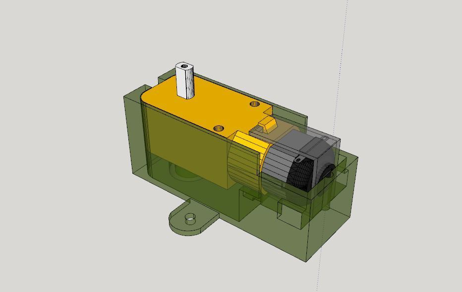 Capture.JPG Download free STL file TT yellow motor case/enclosure for horizontal use • 3D printing model, conceptify