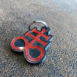Download free 3D printing designs Brimstone Keychain, conceptify
