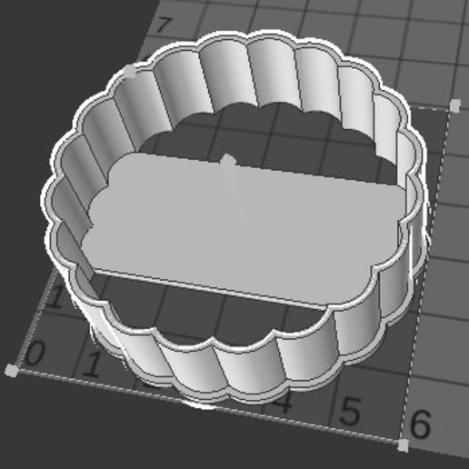 Download 3D-printermodel koekjessnijders, the_jakal