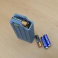 Descargar Modelos 3D para imprimir gratis Paquete de baterías, maakmake