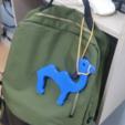 Download free STL file Camel partition Hanger 2 • 3D printer template, maakmake