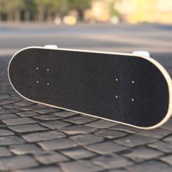 3d printer designs Skateboard Deck , Jason438