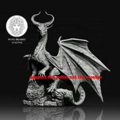 1.jpg Download STL file DRAGON BY CREATIVE GEEK MB • 3D printable design, sephon66