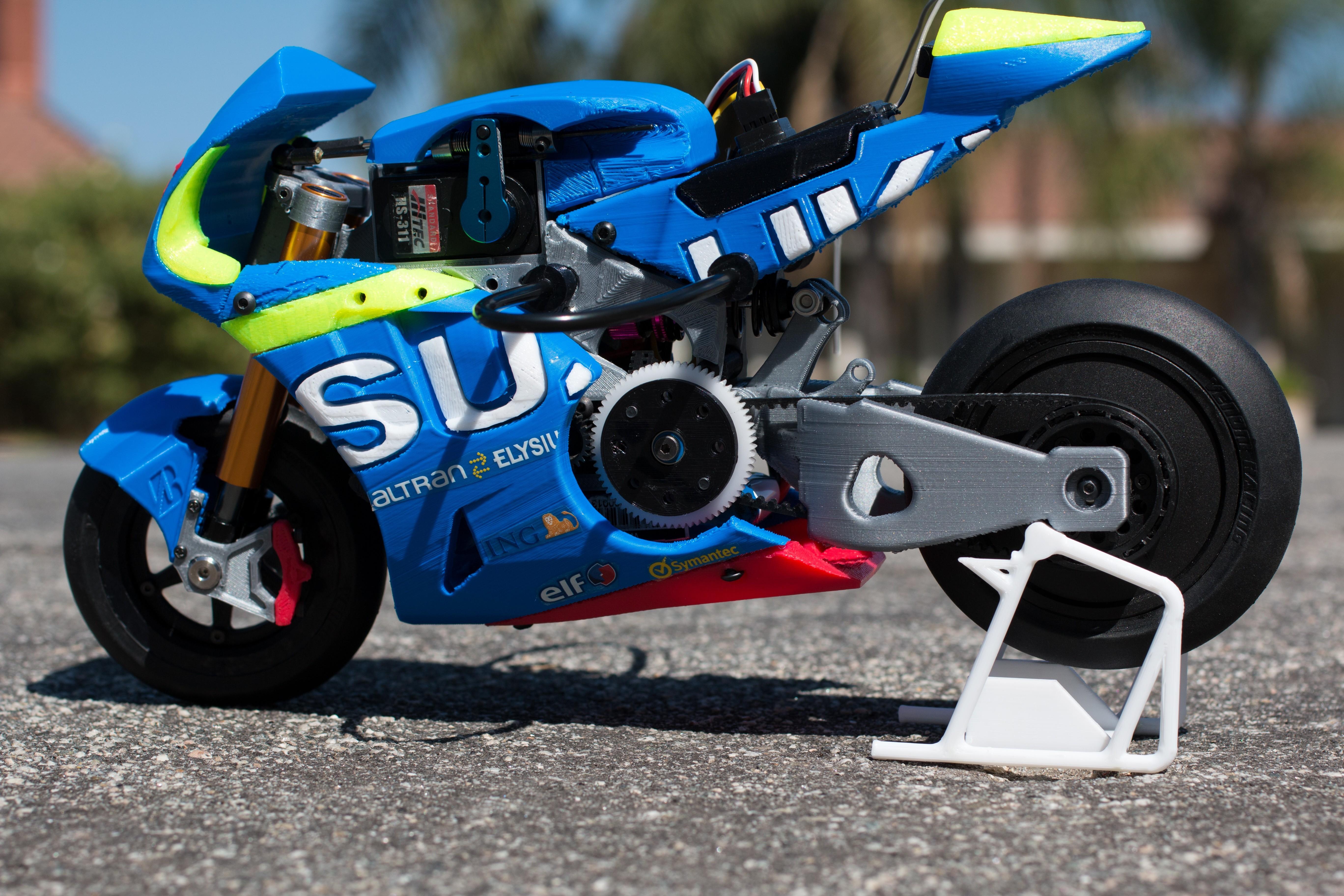 _MG_1496.jpg Download free STL file 2016 Suzuki GSX-RR 1:8 Racing RC MotoGP Version 2 • 3D print design, brett