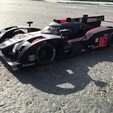 "Download free 3D printer files RS-LM 2014 Audi R18 E-Tron Quattro ""The Ali"", brett"