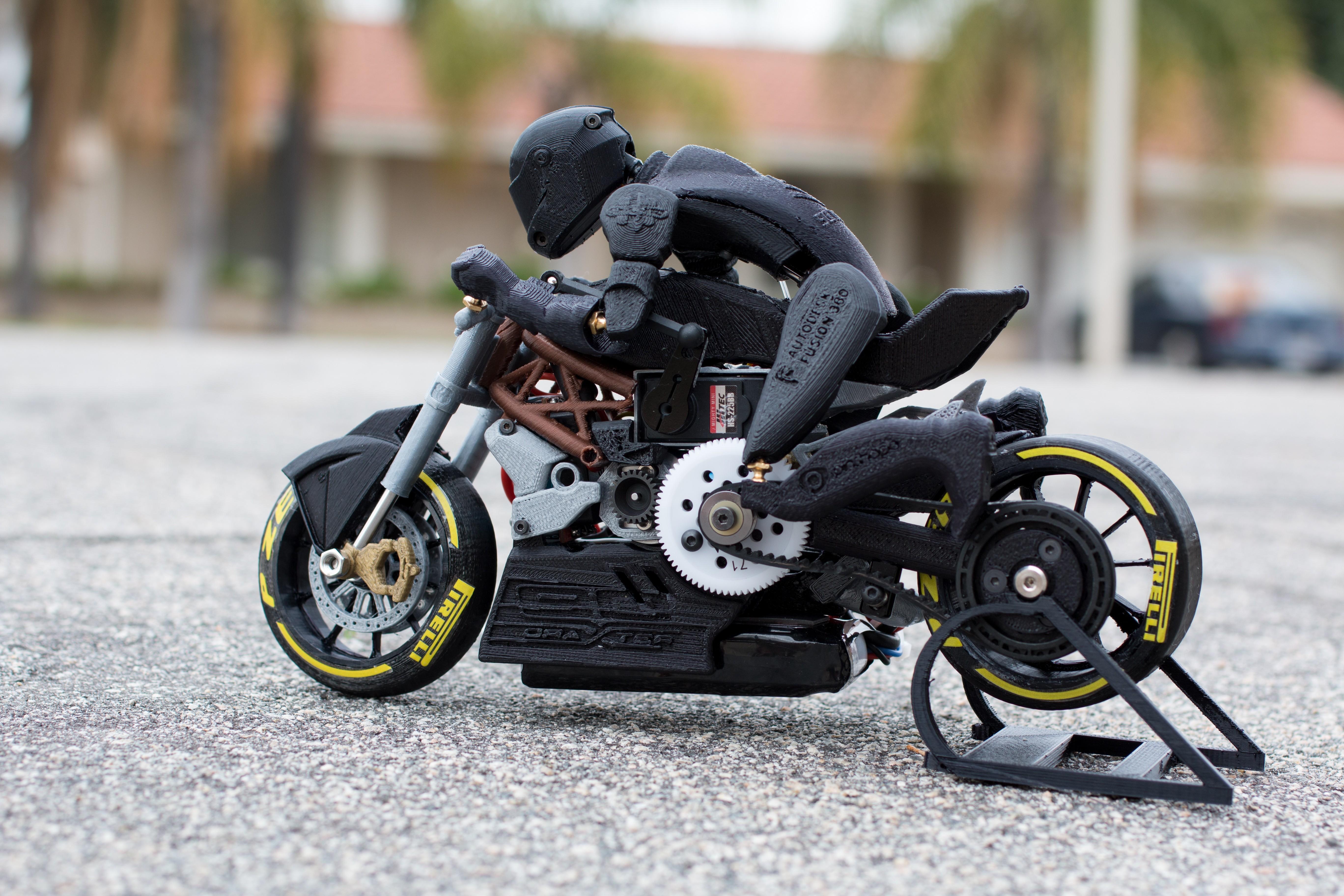 _MG_4459.jpg Télécharger fichier STL gratuit 2016 Ducati Draxter Concept Drag Bike RC • Design à imprimer en 3D, brett