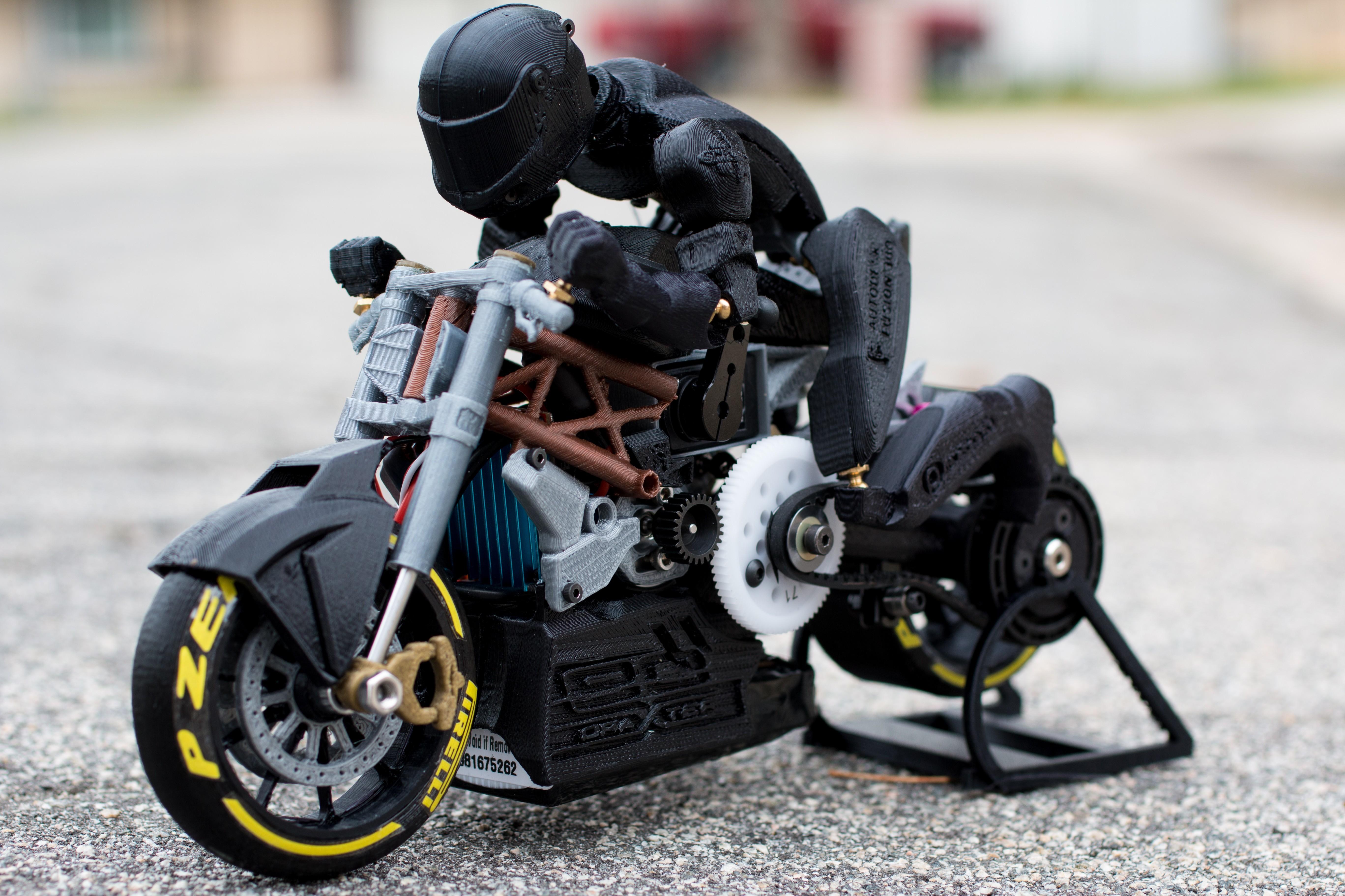 _MG_4475.jpg Download free STL file 2016 Ducati Draxter Concept Drag Bike RC • 3D printer template, brett
