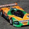 _S2A0942.jpg Download free STL file 1991 Mazda 787B 3d Printed RC Car • 3D printable template, brett