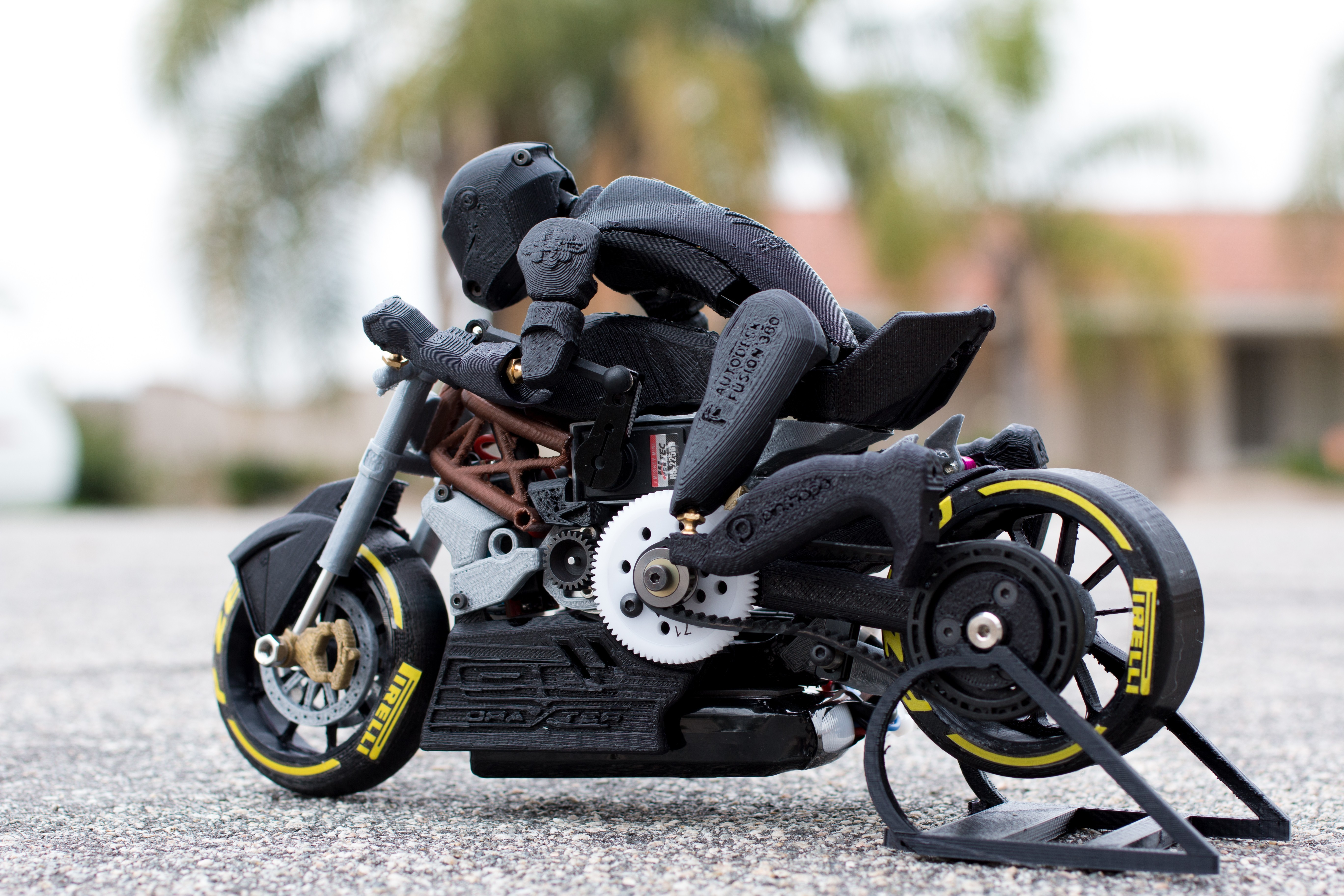 _MG_4461.jpg Télécharger fichier STL gratuit 2016 Ducati Draxter Concept Drag Bike RC • Design à imprimer en 3D, brett