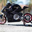 Free STL files 2016 Suzuki GSX-RR MotoGP RC Motorcycle, brett