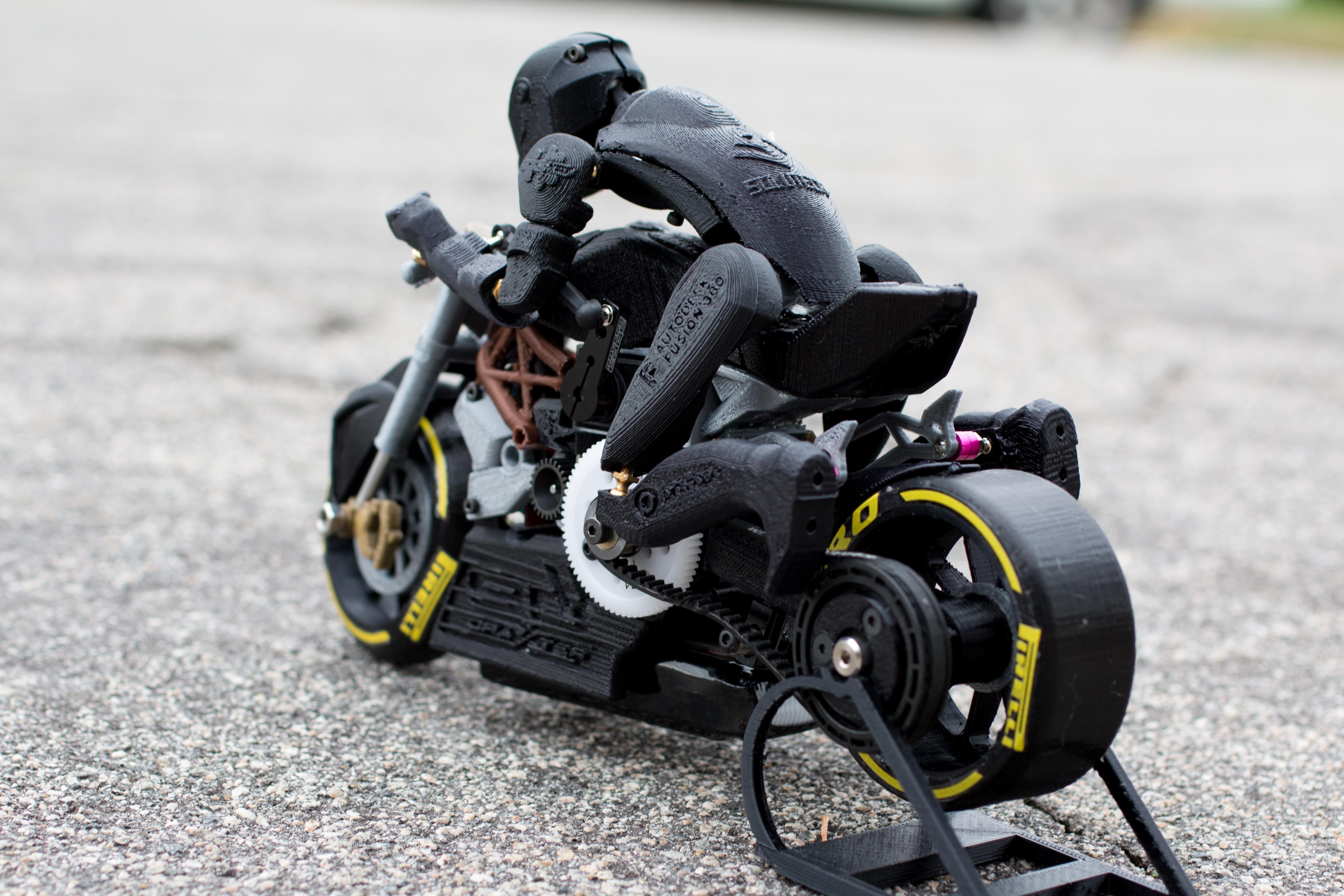 _MG_4469.jpg Télécharger fichier STL gratuit 2016 Ducati Draxter Concept Drag Bike RC • Design à imprimer en 3D, brett