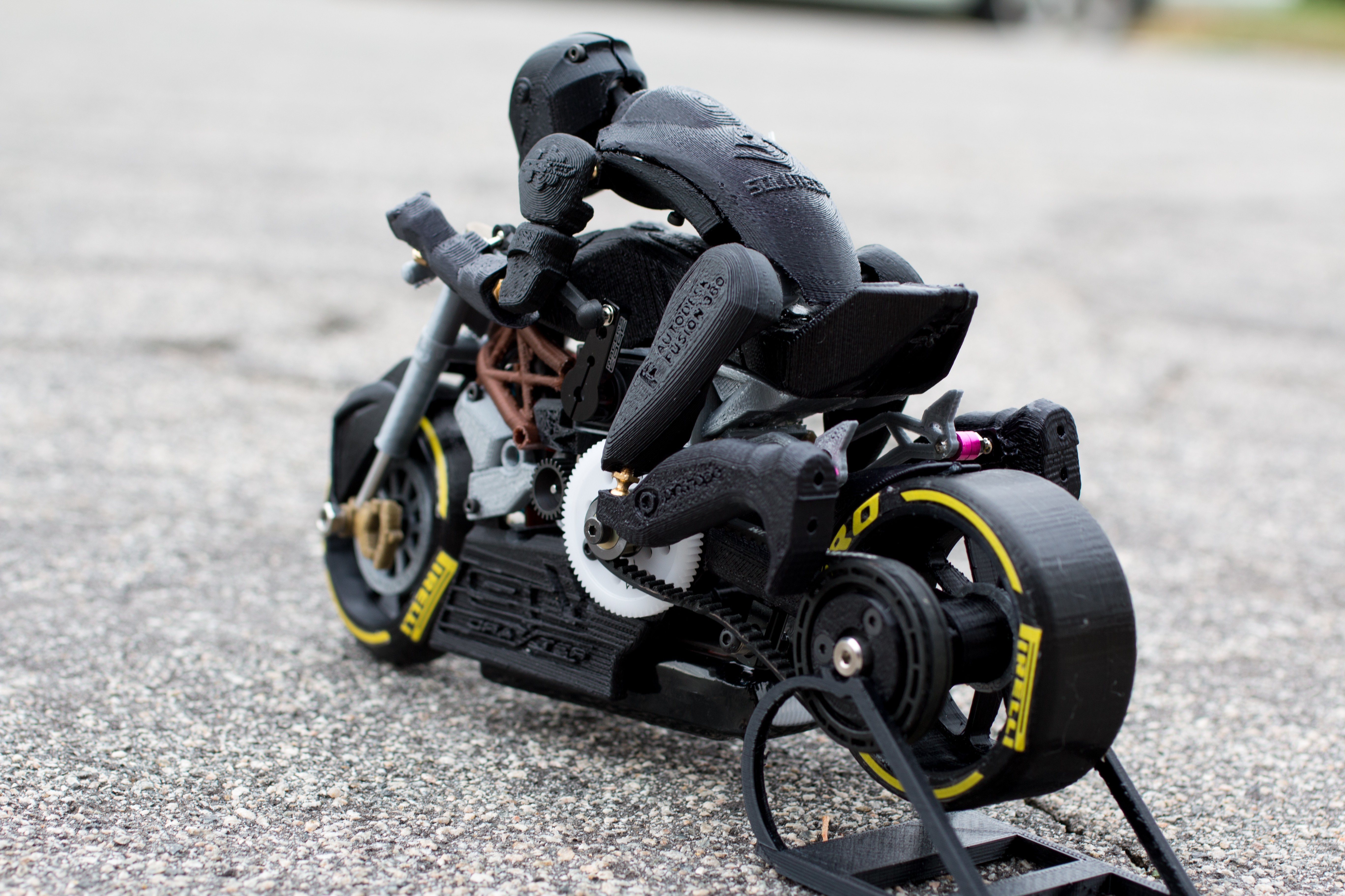 _MG_4469.jpg Download free STL file 2016 Ducati Draxter Concept Drag Bike RC • 3D printer template, brett