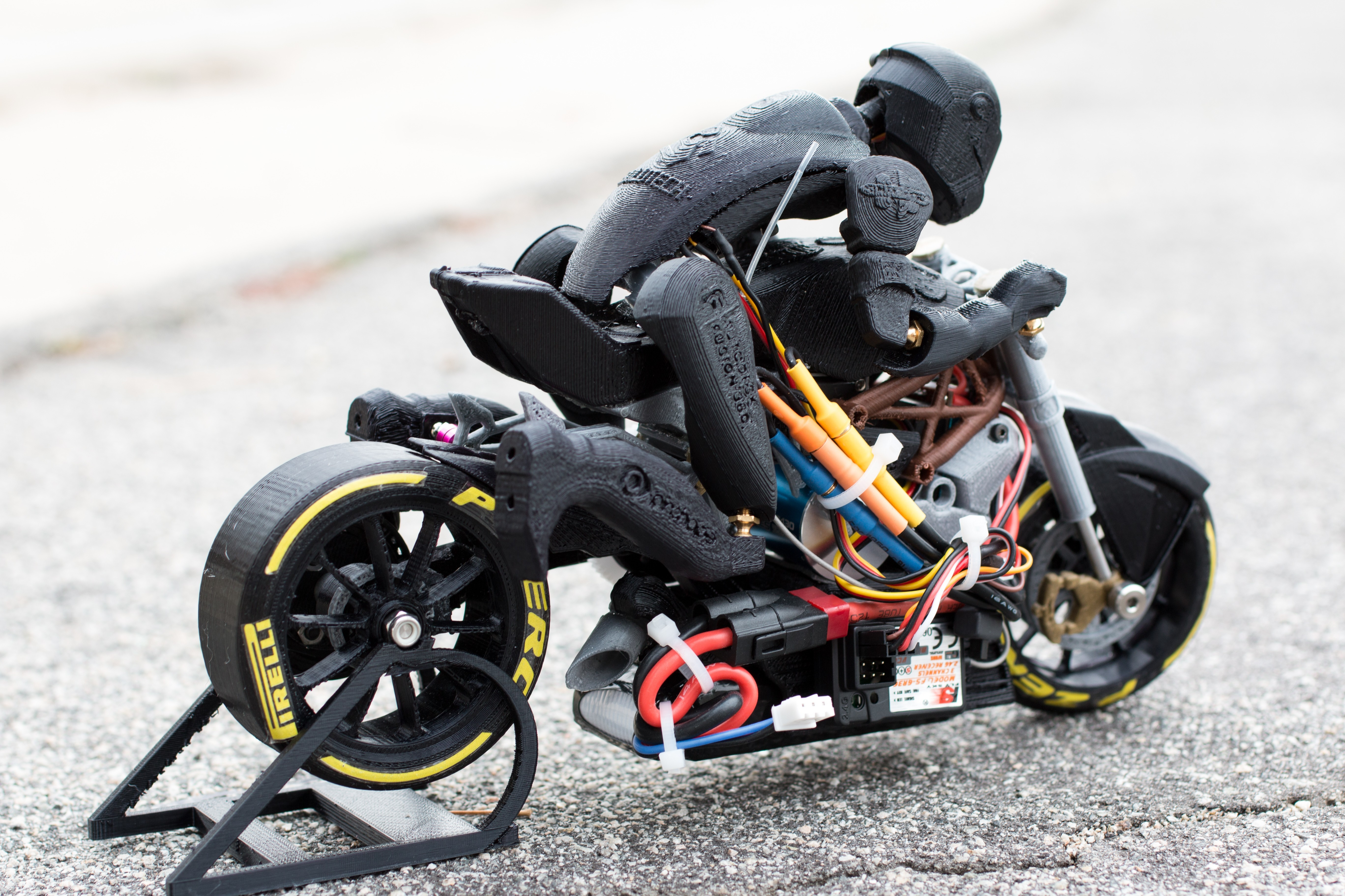 _MG_4448.jpg Download free STL file 2016 Ducati Draxter Concept Drag Bike RC • 3D printer template, brett