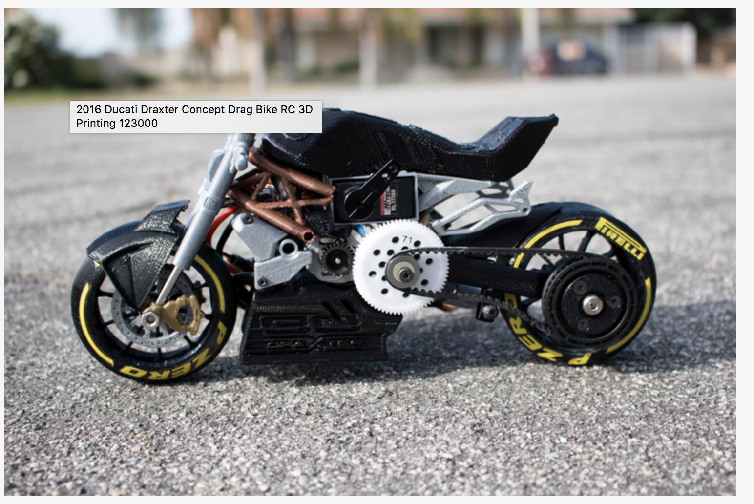 Screen Shot 2017-02-10 at 9.28.53 AM.png Download free STL file 2016 Ducati Draxter Concept Drag Bike RC • 3D printer template, brett