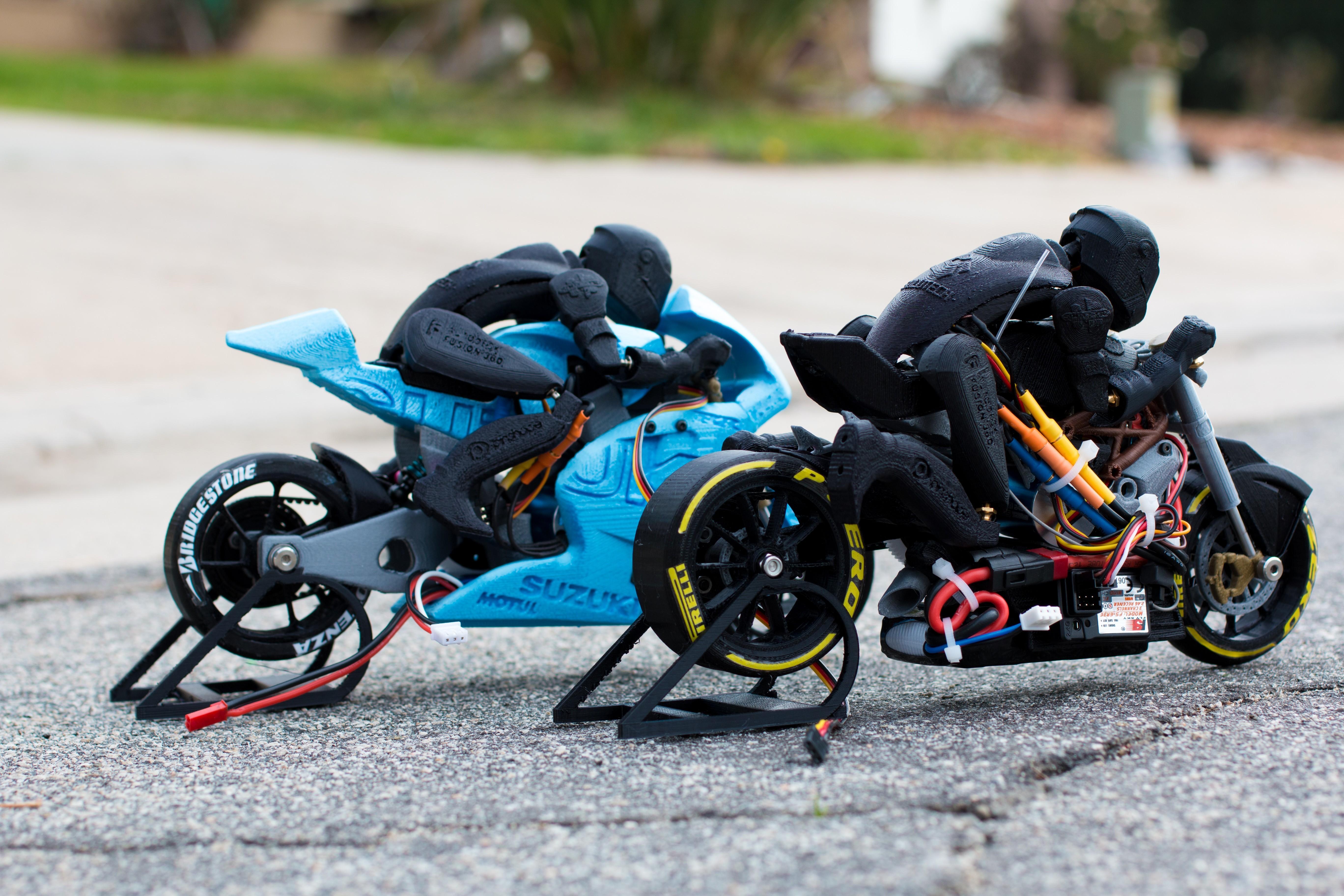 _MG_4398-2.jpg Télécharger fichier STL gratuit 2016 Ducati Draxter Concept Drag Bike RC • Design à imprimer en 3D, brett