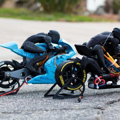 _MG_4398-2.jpg Download free STL file 2016 Ducati Draxter Concept Drag Bike RC • 3D printer template, brett