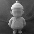 Download 3D printing models Chaos DBZ, EnriqueGn