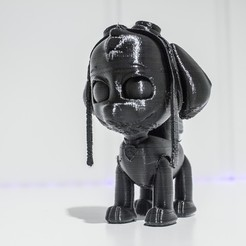 Free 3D printer designs Skye (Paw Patrol), Gunnarf1986