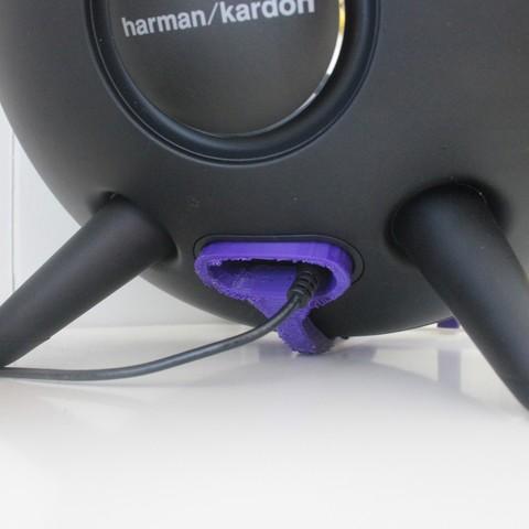 IMG_8337.JPG Download free STL file Harman Kardon Phone holder • 3D printer design, Gunnarf1986