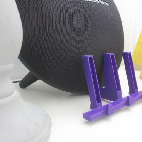 IMG_8340.JPG Download free STL file Harman Kardon Phone holder • 3D printer design, Gunnarf1986