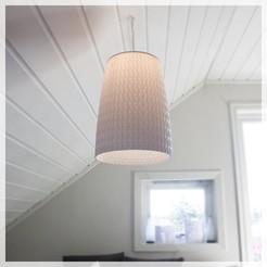 Free STL Big lampshade, Gunnarf1986
