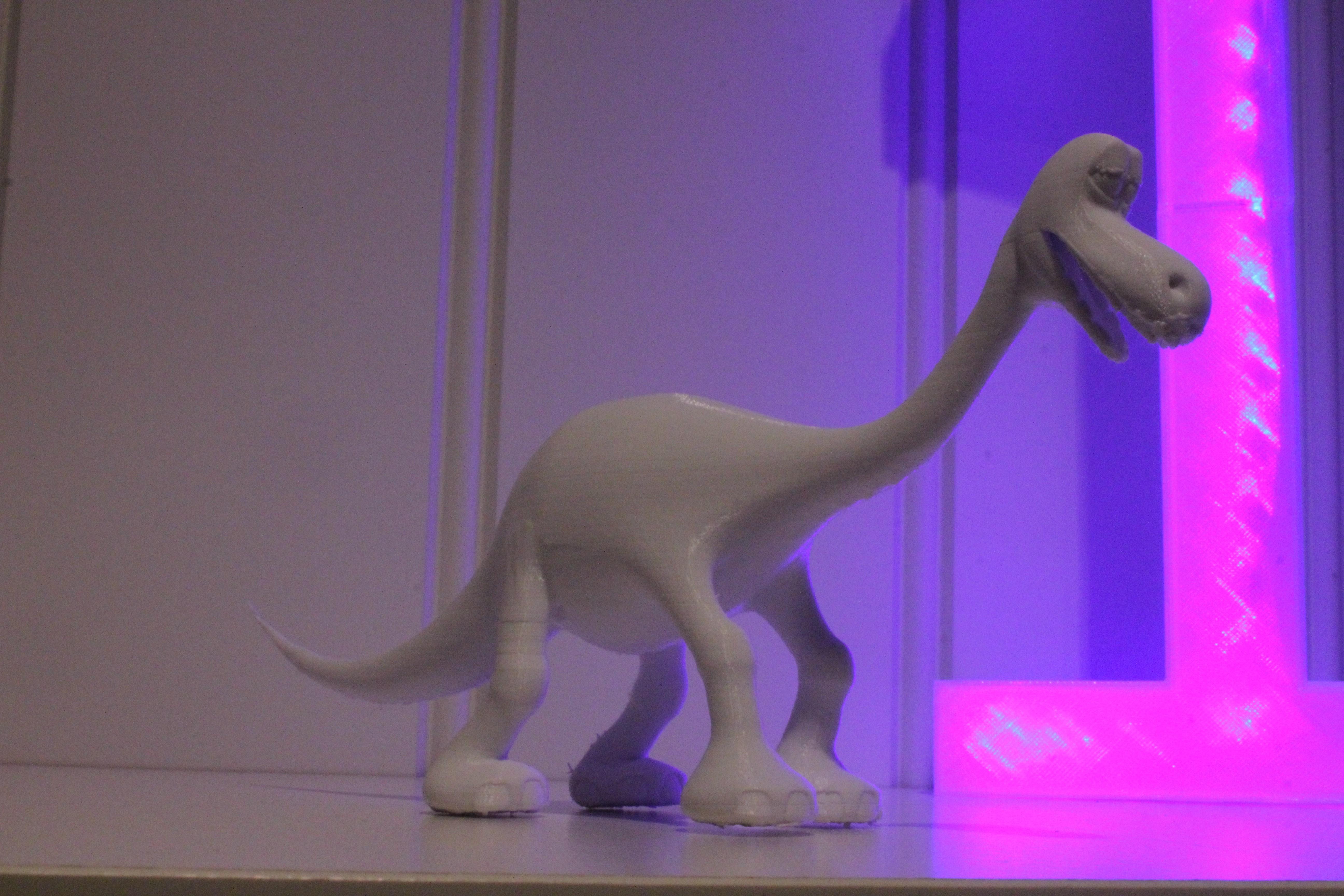 IMG_4222.JPG Download free STL file Arlo (The good dinosaur) • 3D printable object, Gunnarf1986