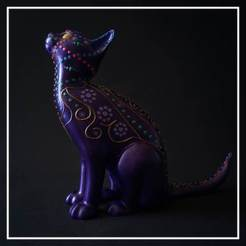 Download free 3D model Cat, Gunnarf1986