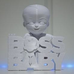 Free 3D print files The Boss Baby, Gunnarf1986