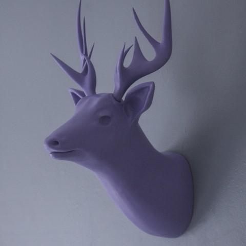 Download free 3D print files Deer, Gunnarf1986