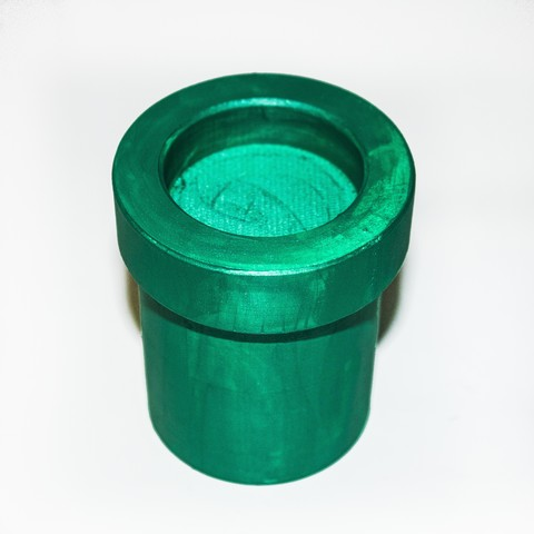Descargar modelo 3D gratis Portavelas de cambio de planta de piraña, Gunnarf1986