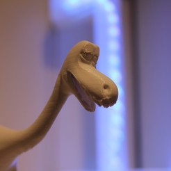 Free 3D print files Arlo (The good dinosaur), Gunnarf1986