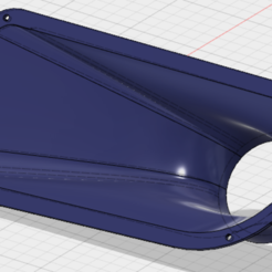Download free 3D printing templates Civic air intake eg, Nicolas9