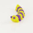 Descargar archivos 3D gratis Oruga (articulada), EASY3DSTORE