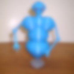 Free 3D model Evil Talpa Robot, NohaBody