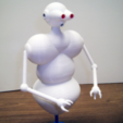 Download free 3D printing templates Evil Talpa Robot, NohaBody