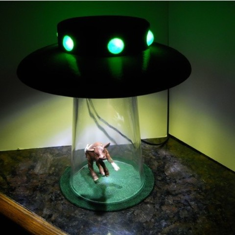 e09bdbd260eb7872667aab80a5331ed5_preview_featured.JPG Download free STL file alien abduction lamp • Model to 3D print, NohaBody