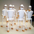 Download free STL file NADMOT ROBOT GHOST & Phantom Followers • 3D printing template, NohaBody