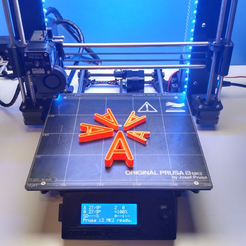 Capture d'écran 2017-03-10 à 15.41.16.png Download free STL file Fridge Alphabet • 3D printer design, Multifarium