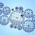 Télécharger fichier imprimante 3D gratuit Simplicity Gears, Multifarium