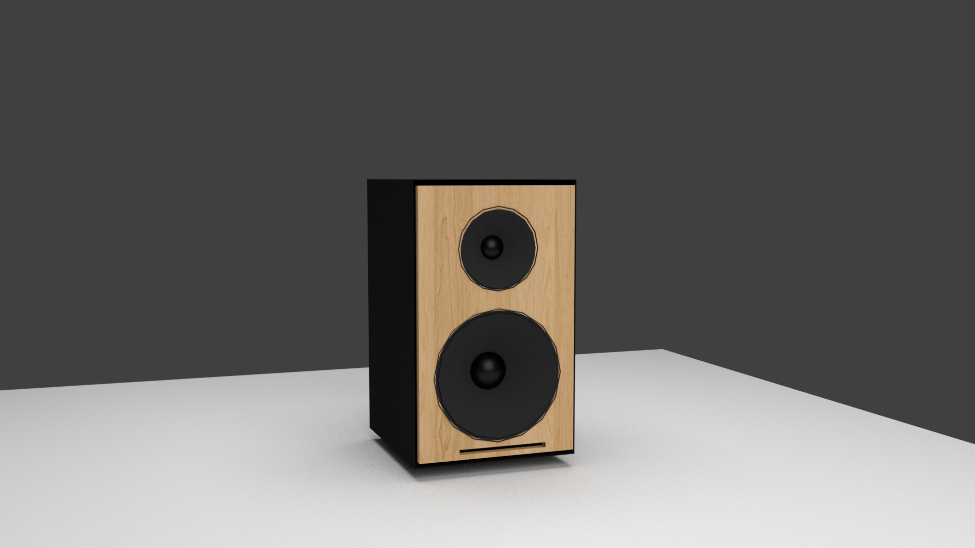 speaker.png Download free STL file Speaker • 3D print object, ViyanPishro