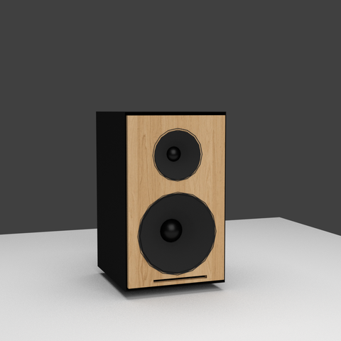 Download free STL Speaker, ViyanPishro
