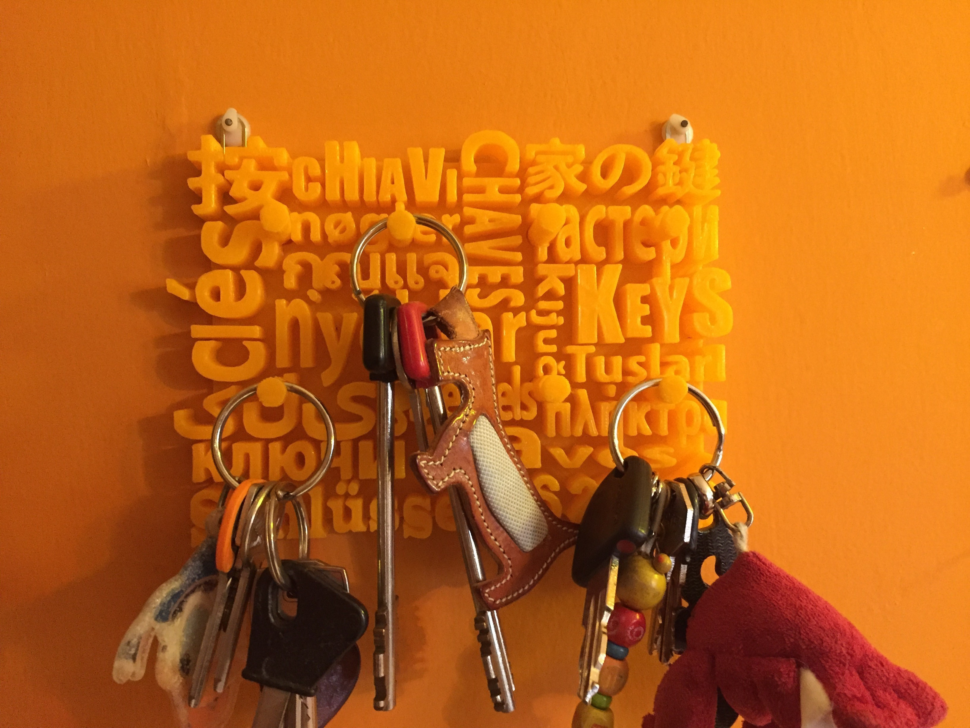 IMG_3205.jpg Download free STL file Home keychain • Design to 3D print, jucker